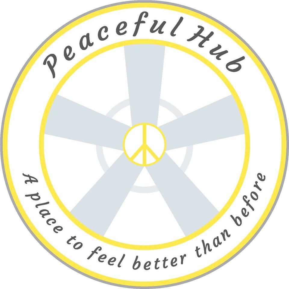 Peaceful Hub Website Design Logo
