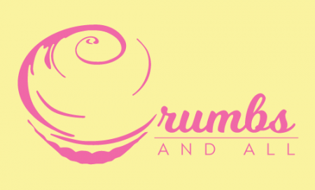 Crumbs And All - Business Card Front